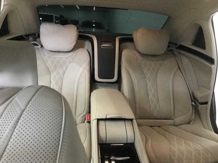 Bán Mercedes Maybach S450 sản xuất 2017,đăng ký 2018,xe chạy cực ít,siêu mới