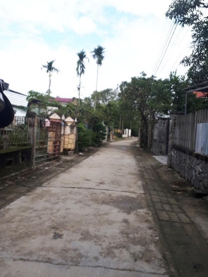 Bán nhanh lô đất khổ đẹp 100m2 Khúc Thừa Dụ - Thuỷ Phương