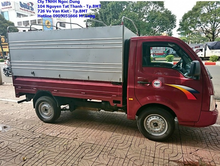 Bán xe tải nhỏ máy dầu tata super ace gí tốt nhất thị trường
