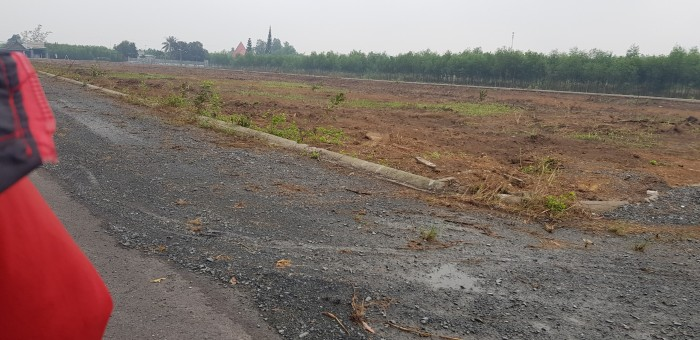 Bán đất! Đất Tam Phước gần vòng xoay 60m, cạnh KCN Giang Điền, giá đầu tư