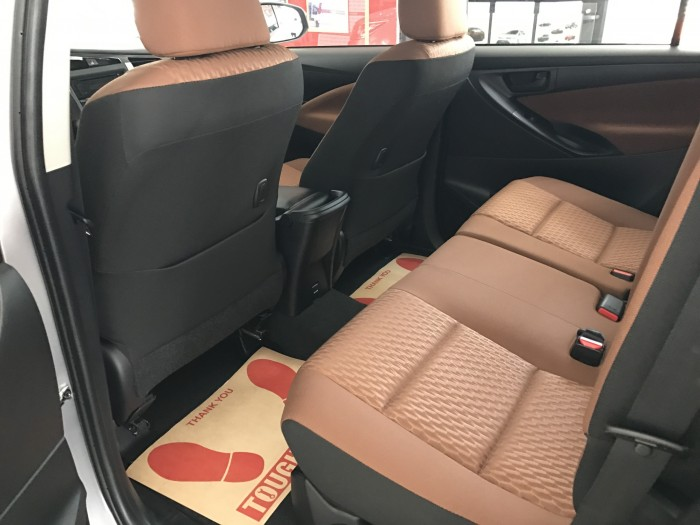 Toyota Innova 2019 - Giảm Tiền Mặt-Tăng Phụ Kiện