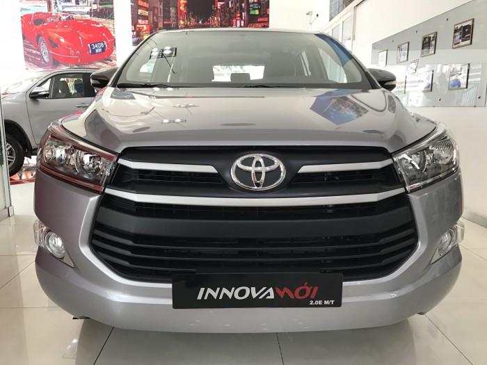 Toyota Innova 2.0E 2019 Liên Hệ Ngay để biết Giá Nội Bộ