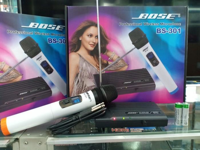 Micro không dây Bose BS-301 mẫu mới 20190