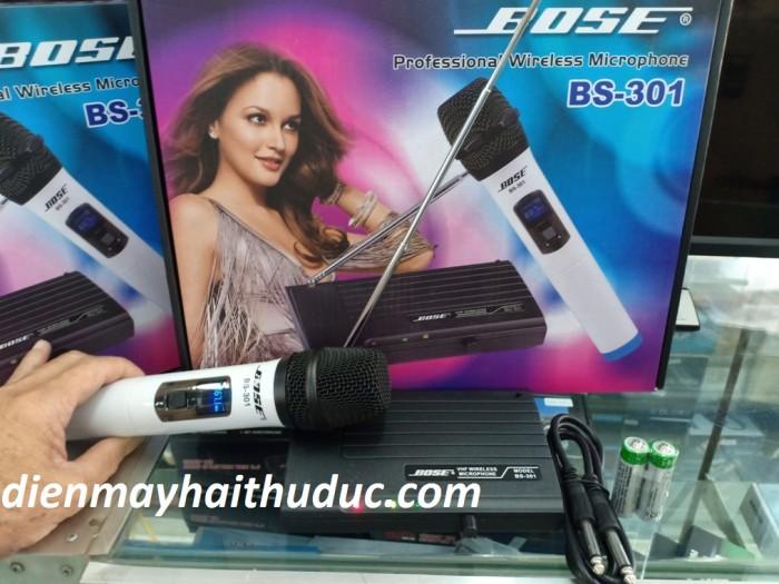 MICRO KHÔNG DÂY BOSE BS-301 thương hiệu Bose, Kiểu mới 20192