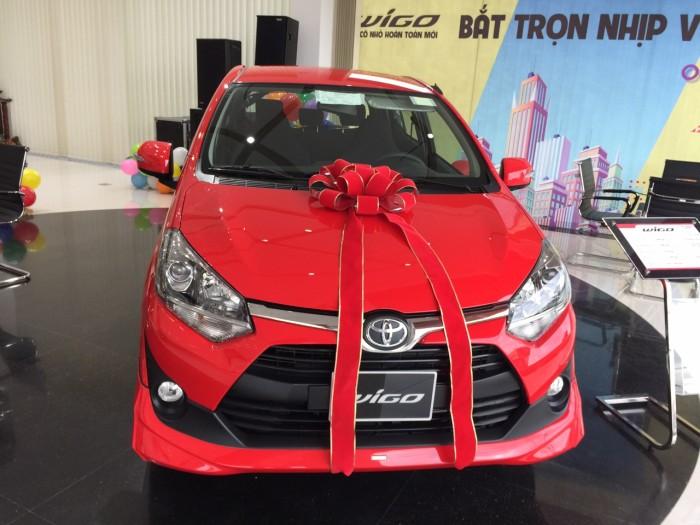 Toyota Wigo 1.2 At - An Thành Bình Chánh