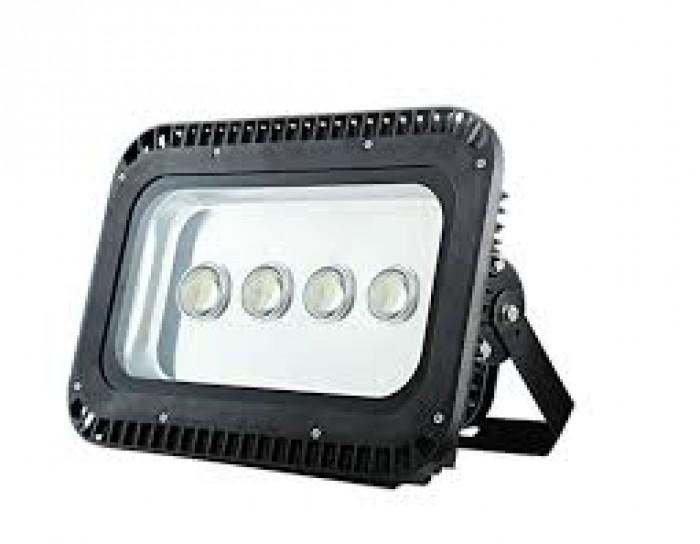 Đèn pha led 200W thấu kính tán quang 10