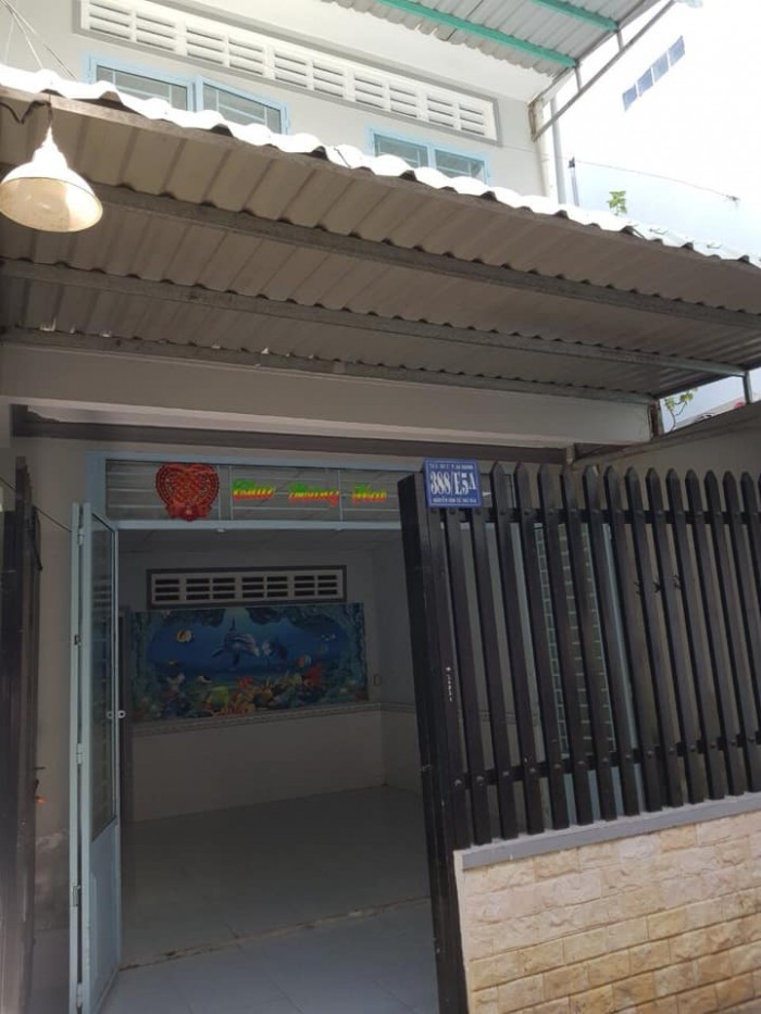 Bán Nhà 1 Trệt 1 Lầu Bê Tông Nhẹ Hẻm Liên Tổ 3-4 Đ, Nguyễn Văn Cừ P. Qn Khánh Q. Ninh Kiều Cần Thơ