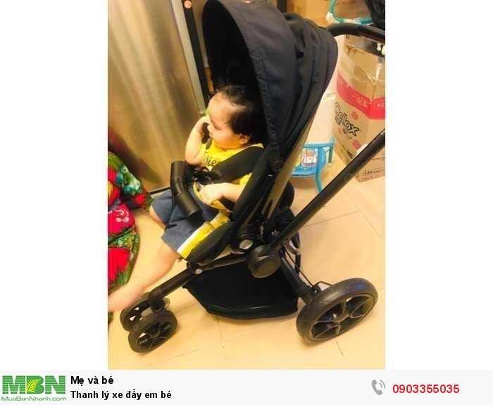 Thanh lý xe đẩy em bé1