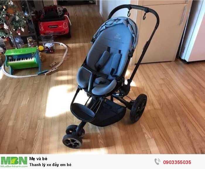 Thanh lý xe đẩy em bé2