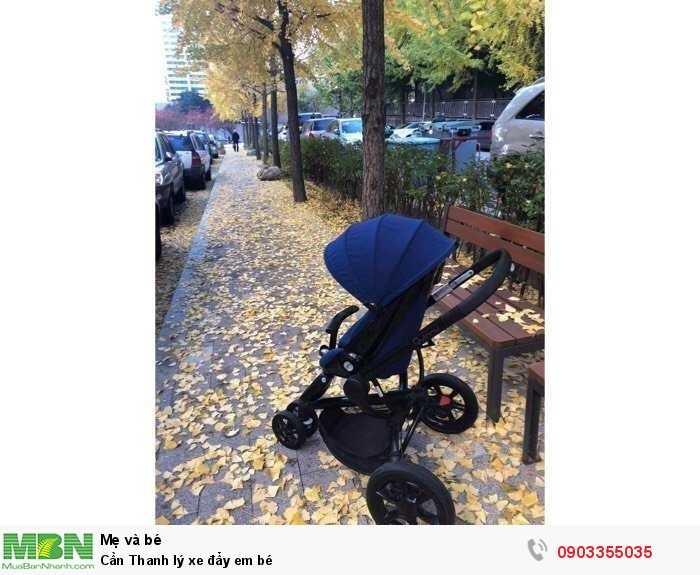 Cần Thanh lý xe đẩy em bé0