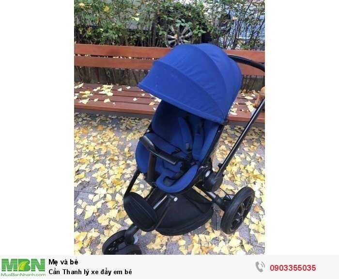 Cần Thanh lý xe đẩy em bé2