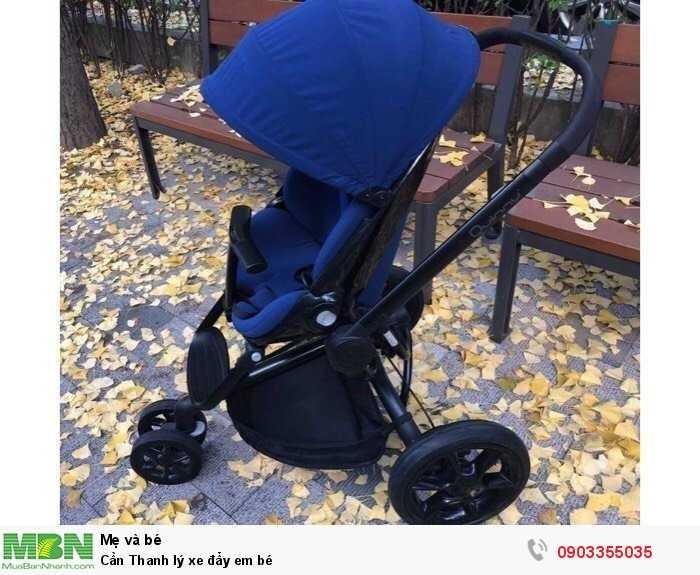 Cần Thanh lý xe đẩy em bé3