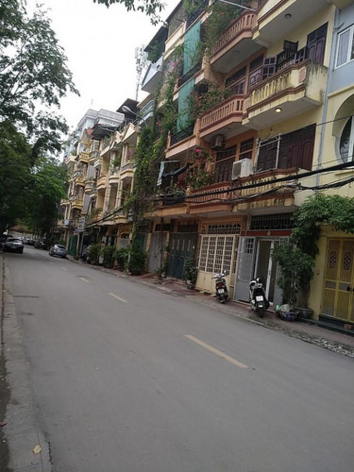 Bán nhà riêng Phân lô ô tô vào nhà Phố Hoàng Sâm-Cầu Giấy 45mx5T