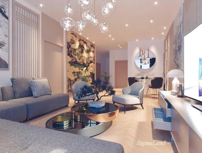 Cho thuê căn hộ 3PN đủ đồ hiện đại, giá tốt ngay hôm nay