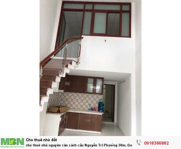 Cho thuê nhà nguyên căn cách cầu Nguyễn Tri Phường 30m, Quận 8, TP. HCM