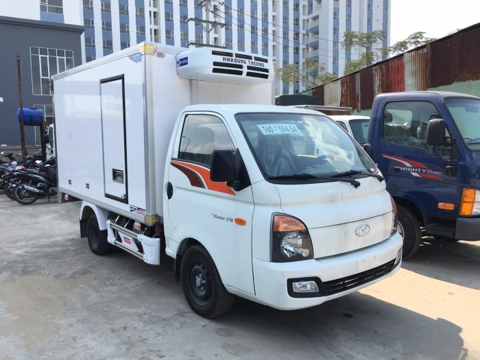 Xe Tải Hyundai 1.5 Tấn Thùng Đông Lạnh Trả Góp - Lãi Suất Thấp