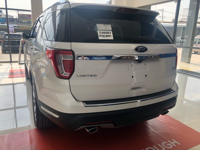 Giá lăn bánh Ford Explorer 2019 tốt nhất tại Ford Gia Định - Gọi 0966877768 (MrHải 24/24)