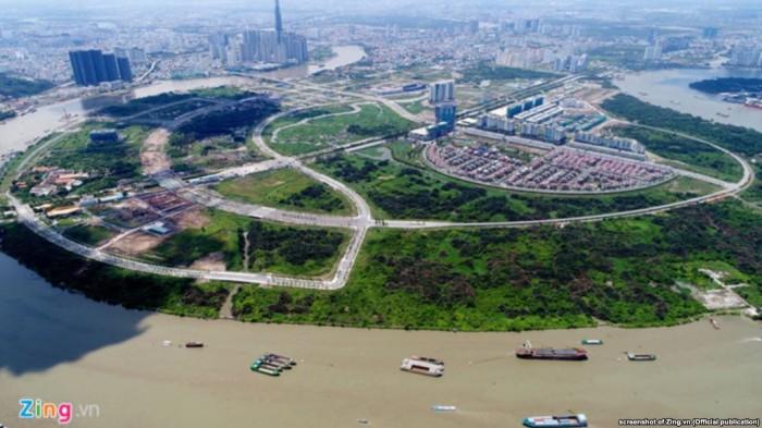 Đất nền mặt tiền đường DT743 – Thuận An – Bình Dương