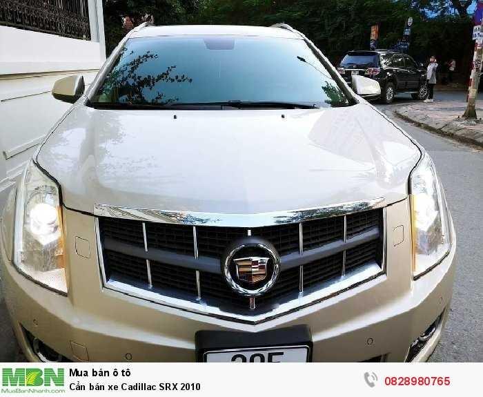 Cần bán xe Cadillac SRX 2010