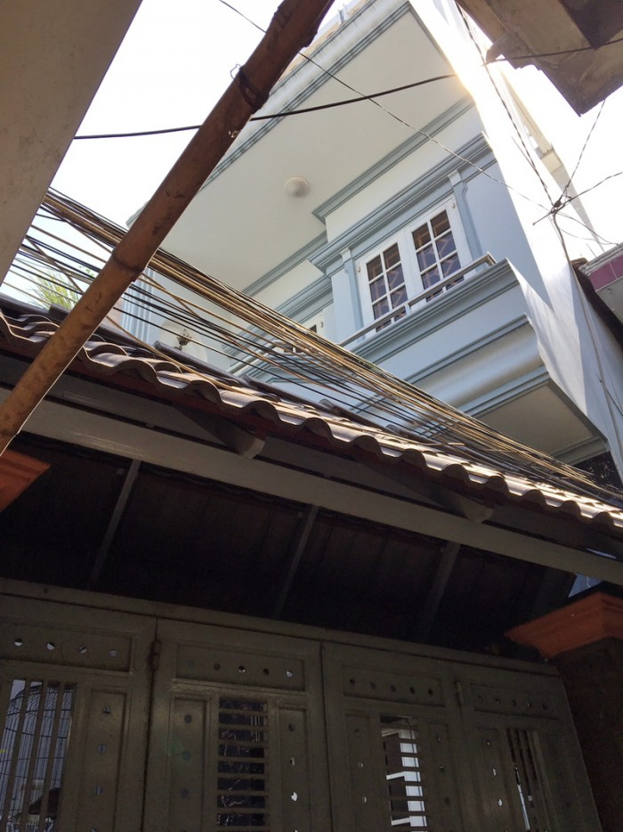 Bán nhà 2 lầu hẻm 941 Trần Xuân Soạn P. Tân Hưng Quận 7. Giá 4.75 tỷ