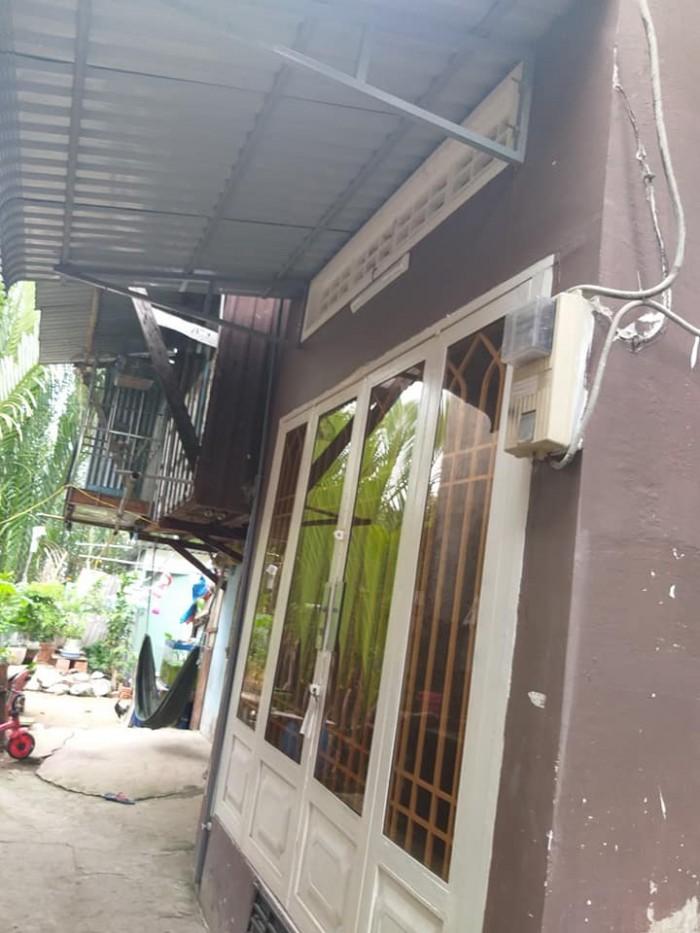 Chính chủ bán nhà Khu Bình Triệu-PVĐ 1 Tr 2 lầu, 2pn 2 wc giá cực rẻ.Hẻm 3 bánh. HH 2%