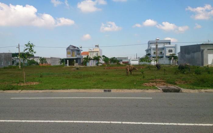 Chính chủ bán đất mặt tiền đường Nguyễn Thị Nị, 140m2, Sổ hồng riêng