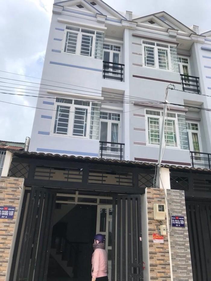 Nhà đẹp giá sốc cuối năm chỉ 1tỷ63 sở hữu ngay nhà 2 lầu Vĩnh Lộc A