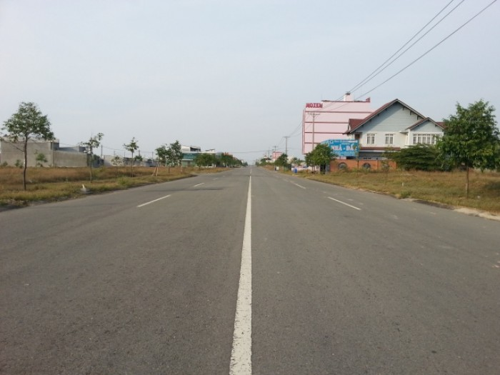 Đất kinh doanh MT QL22, Củ Chi, Tân Phú Trung, 10x35m