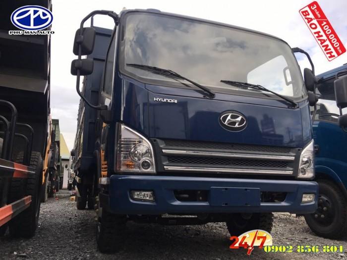 xe tải thùng dài hyudai 7 tấn. hỗ trợ trả góp. 2