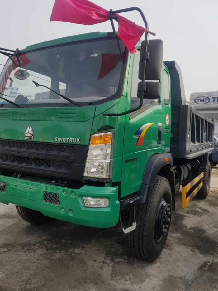 Xe sino Truck 9.5 tấn, đại lí xe TMT, giá sino Truck