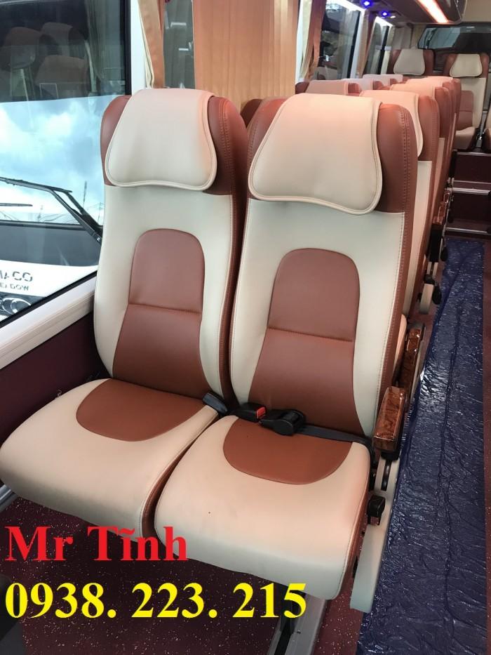 Bán xe tb79s thaco garden trường hải 29 chỗ bầu hơi 2019 mới nhất sài gòn 11