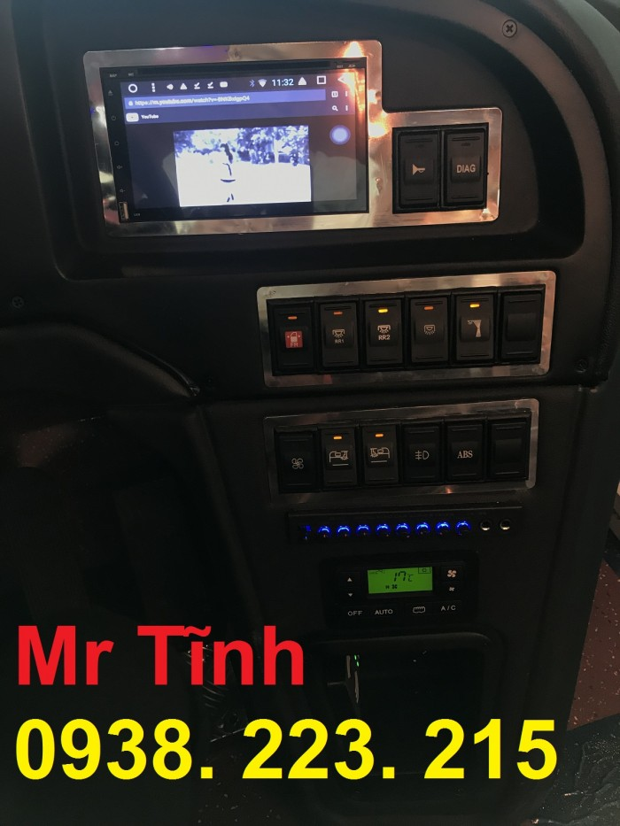 Bán xe tb79s thaco garden trường hải 29 chỗ bầu hơi 2019 mới nhất sài gòn 5