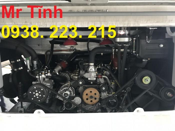 Bán xe tb79s thaco garden trường hải 29 chỗ bầu hơi 2019 mới nhất sài gòn 7