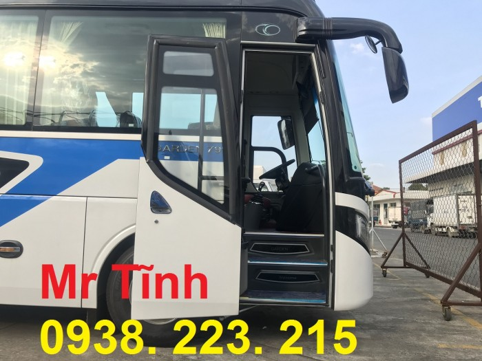 Bán xe tb79s thaco garden trường hải 29 chỗ bầu hơi 2019 mới nhất sài gòn 3