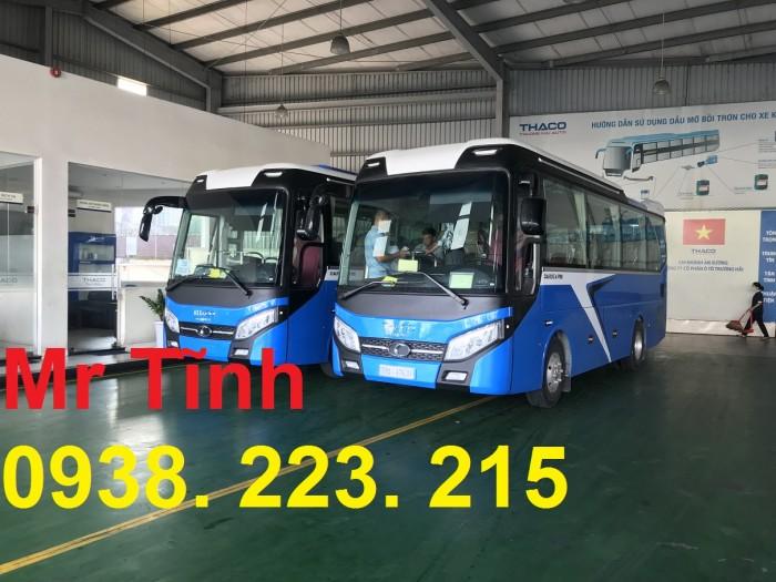 Thông số-Nội Thất-Xe Thaco Tb79S Trường Hải 29 chỗ Bầu Hơi 2019 Mới Nhất 18