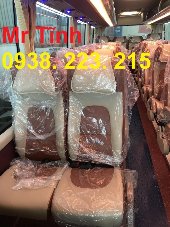 Thông số-Nội Thất-Xe Thaco Tb79S Trường Hải 29 chỗ Bầu Hơi 2019 Mới Nhất 7
