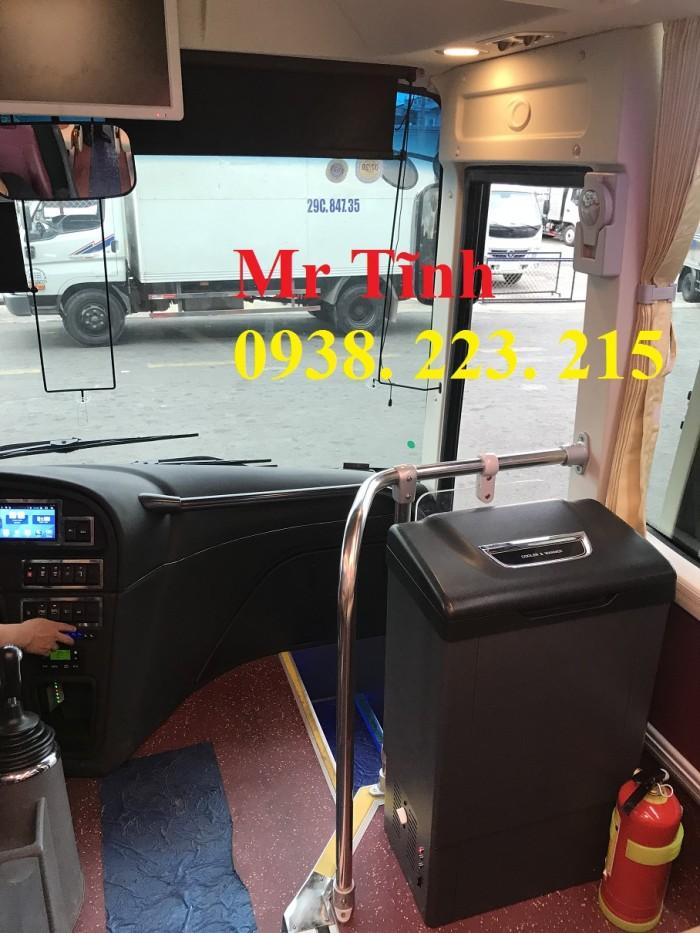 Thông số-Nội Thất-Xe Thaco Tb79S Trường Hải 29 chỗ Bầu Hơi 2019 Mới Nhất 1