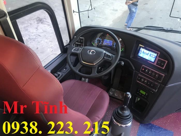 Thông số-Nội Thất-Xe Thaco Tb79S Trường Hải 29 chỗ Bầu Hơi 2019 Mới Nhất 3