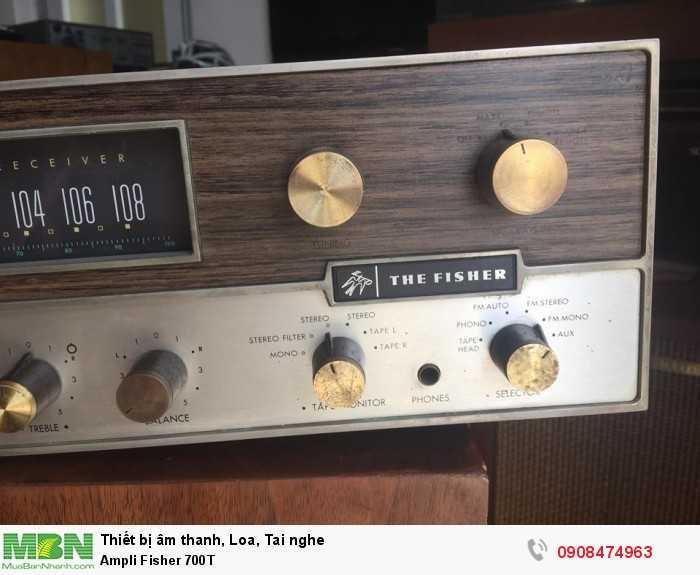 Ampli Fisher 700T3