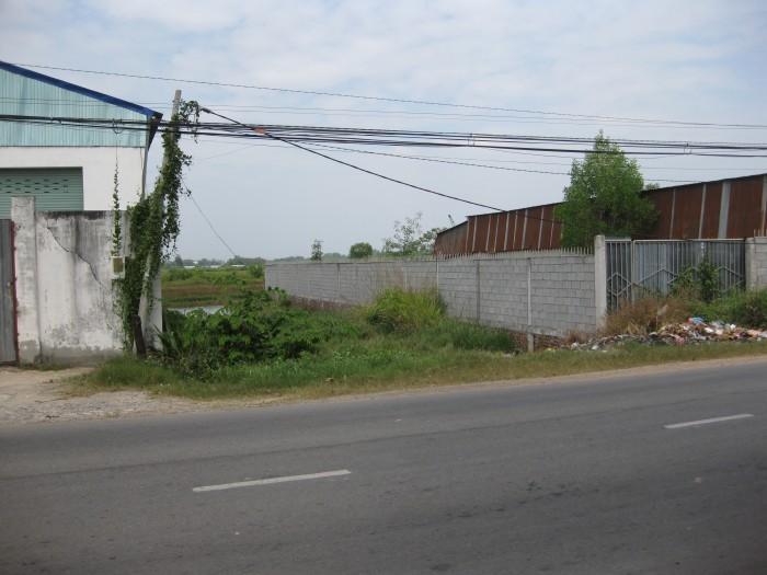 Mặt tiền Võ Văn Bích, Củ Chi, bao rẻ nhất thị trường khu vực, giá chỉ 680tr/nền.