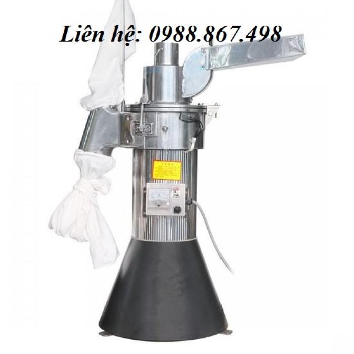 Máy nghiền dược liệu DF-351