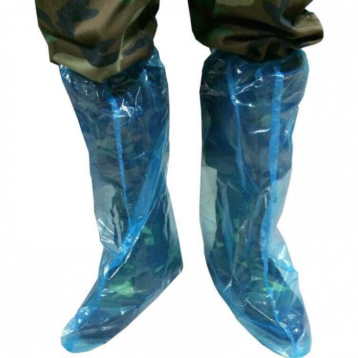 Combo 2 đôi ủng đi mưa0