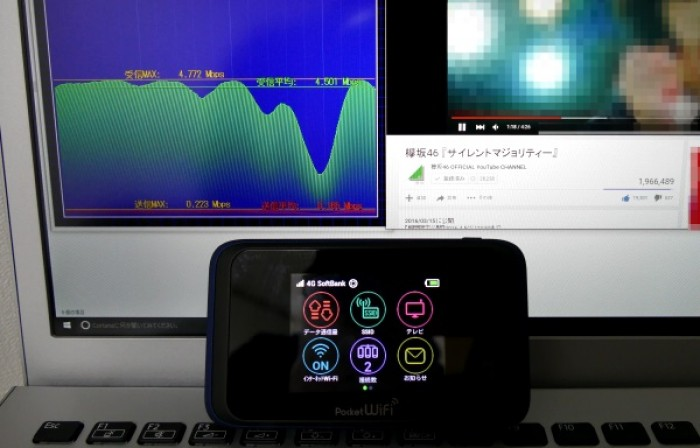 Phát Wifi 4G Huawei 502hw Màn Hình Cảm Ứng LCD, PIn 3000 MAh hàng Nhật7