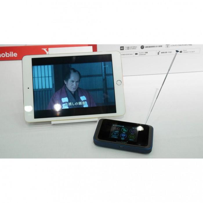 Phát Wifi 4G Huawei 502hw Màn Hình Cảm Ứng LCD, PIn 3000 MAh hàng Nhật2