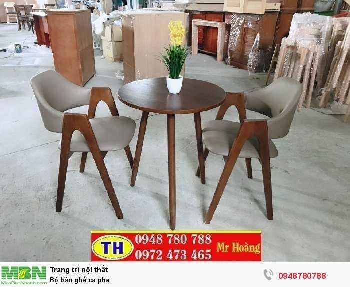 Bộ bàn ghế cà phê0