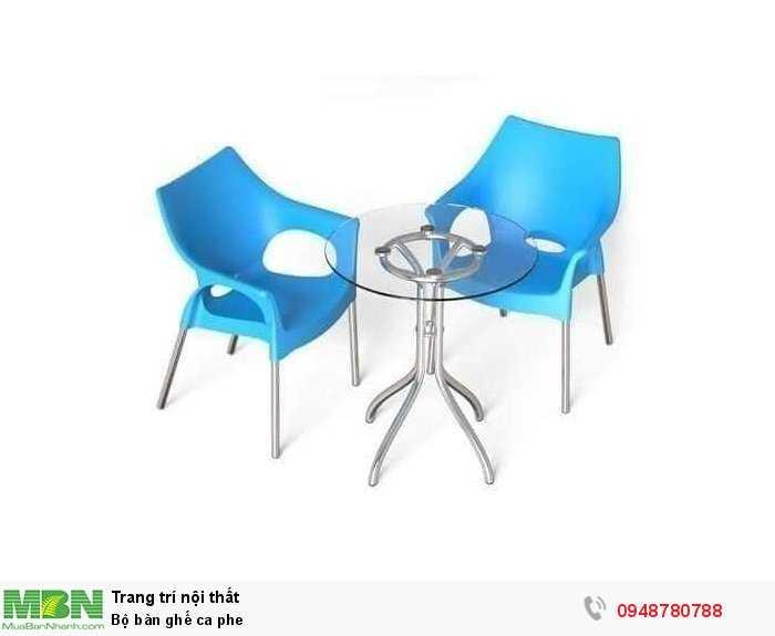 Bộ bàn ghế cà phê3