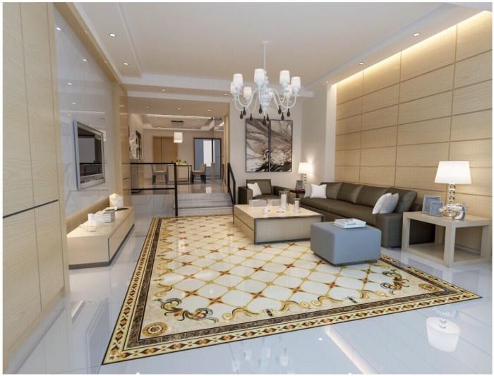 Gạch thảm trang trí cao cấp đặt theo yêu cầu6