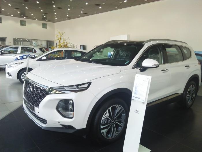 Sự Chờ Đợi Của Năm: Hyundai Santafe 2019 Bản Máy Dầu 2.2 Đặc Biệt 4