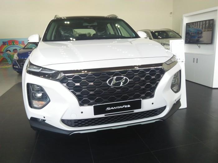 Sự Chờ Đợi Của Năm: Hyundai Santafe 2019 Bản Máy Dầu 2.2 Đặc Biệt 3