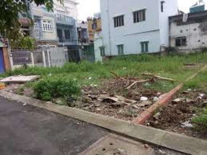 Bán gấp đất mặt tiền Phạm Hùng q8 tphcm diện tích 100m2
